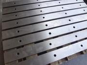 Ножи для гильотины ножи 550х60х24мм от Тульского Промышленного Завода.