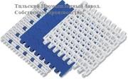 Пластиковая конвейерная лента от Российского производителя модульного