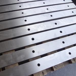 Ножи для гильотины ножи 520х75х25мм от Тульского Промышленного Завода.