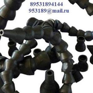 Шарнирные трубки для подачи охлаждения для станков и обрабатывающих