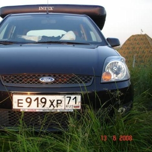 ПРОДАЕТСЯ!!! Форд Фиеста Июнь 2007 года выпуска