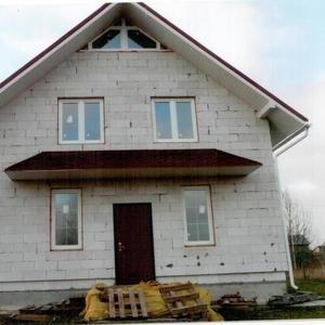 Новый дом из качественных материалов
