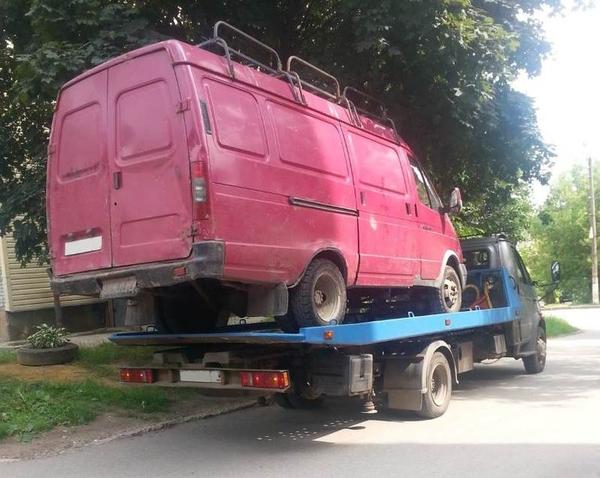 Круглосуточная эвакуация автомобилей. Подача 30 минут 5