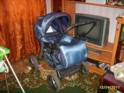 продается коляска-трасформер зима-лето