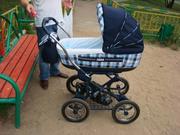 Детская коляска-люлька