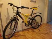Продам велосипед горный подростковый