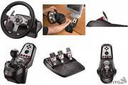 Руль Logitech G25 Racing Wheel