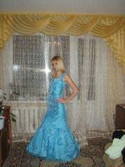 продам вечернее выпускное платье