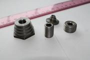 Изготовление крпежа и метизов (втулок и пр.) на  токарном станке автомате